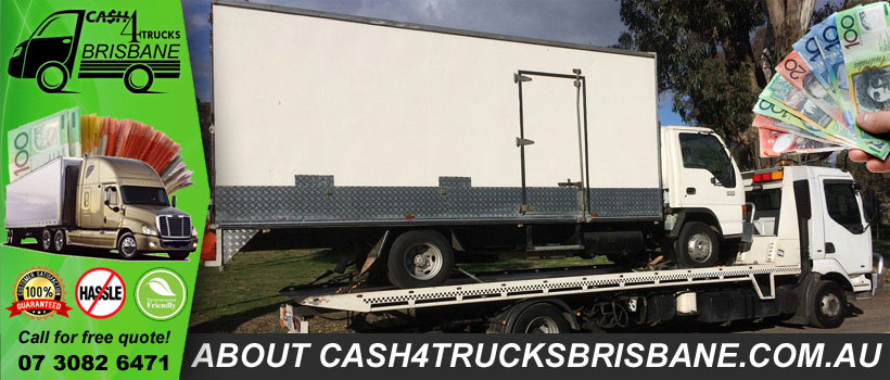 About Cash 4 Trucks Brisbane