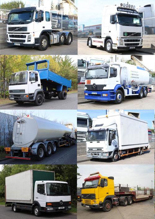 We buy all Makes & Models of Trucks