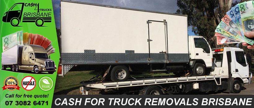 Truck Removals Brisbane