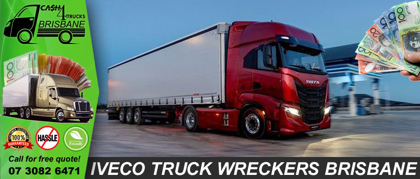Iveco Truck Wreckers Brisbane