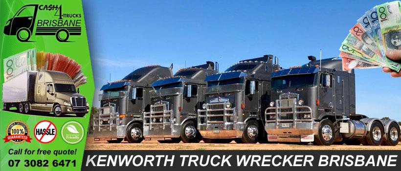 Kenworth Truck Wrecker Brisbane