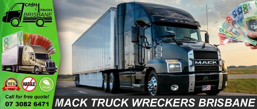 Mack Truck Wreckers Brisbane