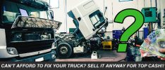 Can't Afford to Fix your Truck? Sell It Anyway for Top Cash!!