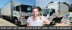 Cash For My Junk Truck in Brisbane