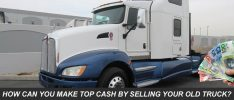 Cash by Selling Your Old Truck