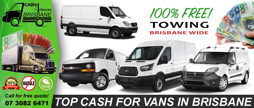 Cash For Vans Brisbane