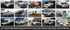 Top Truck Wreckers Brisbane